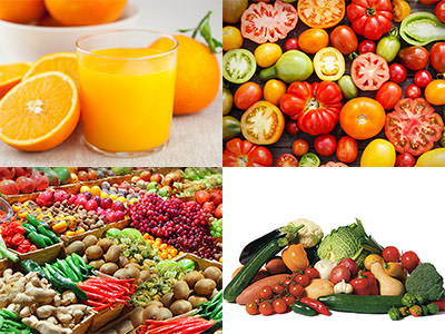 Diet for thyroid problems